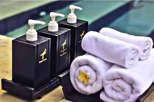 The Seminyak Suite Bali - Bath amenities 1