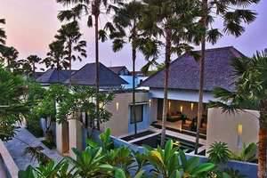 The Seminyak Suite Bali - Villa Overview