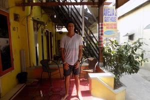 Amelia 2 Guest House Medan Medan - Tampak depan