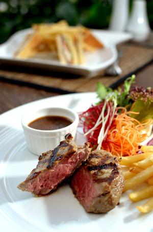 Taksu Sanur Hotel Bali - Restaurant Menu