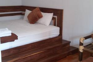 Amazon Bungalow & Cottages Pangandaran - Cozy Single Bed room - Bed's