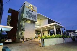 Mahogany Hotel Bali - Pintu Masuk