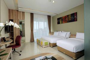 Mahogany Hotel Bali - Kamar Keluarga