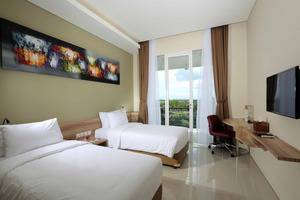 Mahogany Hotel Bali - Kamar Superior