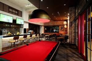Mahogany Hotel Bali - Homerun Sport Cafe