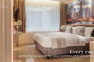 Grand Viveana Hotel Bandung - Suite Double