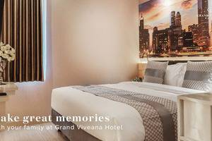 Grand Viveana Hotel Bandung - Deluxe Double
