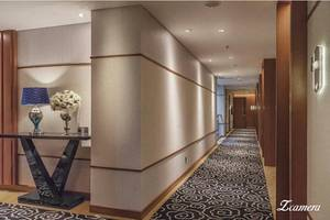 Grand Viveana Hotel Bandung - koridor