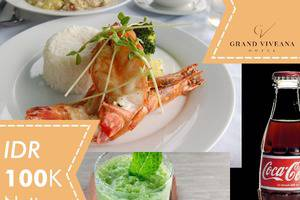 Grand Viveana Hotel Bandung -