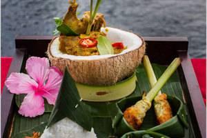 Alam Ubud Culture Villa   - Makanan