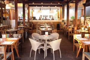The Bandha Hotel & Suites Bali - Restoran