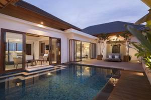 The Bandha Hotel & Suites Bali - Kolam renang (Royal Suite)