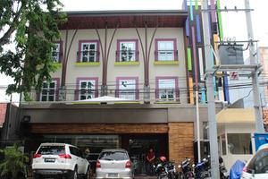 Airy Gubeng Kalimantan Surabaya Surabaya - Eksterior