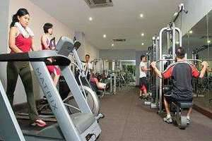 Elmi Hotel Surabaya - Fitness