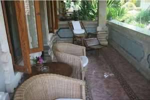 Suma Hotel Bali - balkon