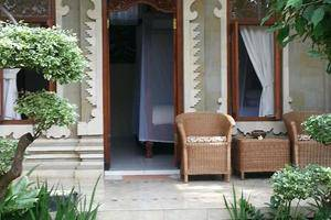Suma Hotel Bali - pemandangan