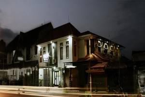 Hotel Bugis Asri Yogyakarta - Tampilan Luar Hotel
