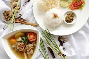 GQ Hotel Yogyakarta Yogyakarta - Makanan
