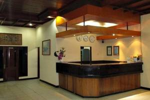 Hotel Serayu Timika Timika - receptionis