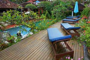 Puri Oka Beach Bungalows Bali - Pool1