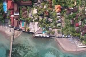 Puri Oka Beach Bungalows Bali - Penampilan