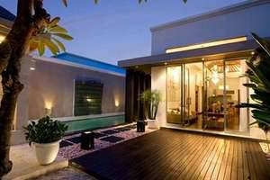 SEIRYU VILLA Bali - Balkon