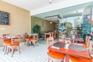 Tinggal Premium at Sanur Danau Tamblingan Bali - Restoran