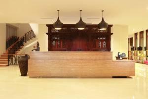 Hotel Wimarion Semarang Semarang - Reception Counter