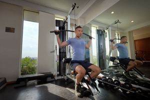 Hotel Wimarion Semarang Semarang - Fitness Center