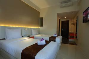 Pandanaran Prawirotaman Yogyakarta - Standard Twin Room