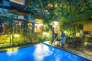 Suarsena Bungalows Ubud - Pool