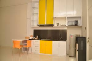 Grand Omah Sastro Yogyakarta - Ruang keluarga dapur