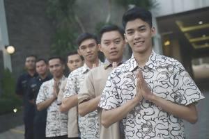 Grand Omah Sastro Yogyakarta - Karyawan