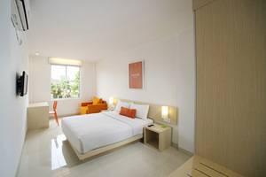 Zuri Express Hotel Pekanbaru - Kamar Deluxe 1 tempat tidur