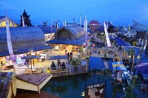 Baliku Guest House Batu - Pasar Apung