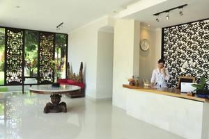 Asana Puri Maharani Hotel Bali - Lobby