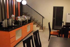 Hotel Alpha Makassar - Ruang makan