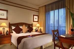 Somerset Grand Citra Jakarta - Kamar tidur