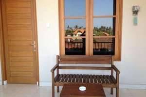 Pondok Anyar Inn Bali - Balkon