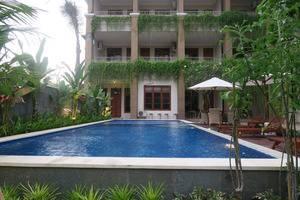 Pondok Anyar Inn Bali - Pool view