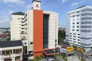 Grand Asia Hotel Makassar - Gedung