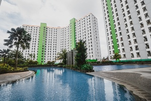 RedDoorz Apartment @ Green Lake View Ciputat