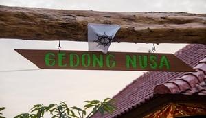 Gedong Nusa Hut's