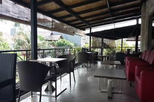 Grand Lifestyle Hotel Denpasar - Area restauran