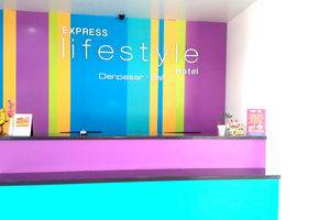 Grand Lifestyle Hotel Denpasar - Konter FO