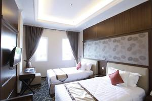 Adhiwangsa Hotel Solo - Superior Twin Bed