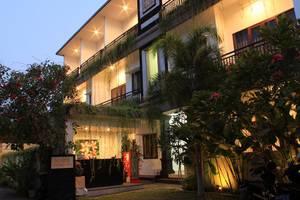 Bali Krisna Villa Seminyak Bali - pemandangan Bali Krisna apartemen
