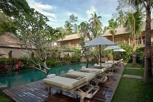 Puri Sunia Resort Bali - Kolam Renang