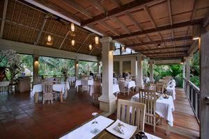 Puri Sunia Resort Bali - Abangan restaurant