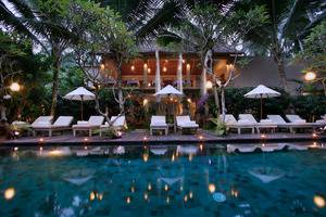 Puri Sunia Resort Bali - Main Pool